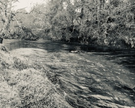 River Irfon